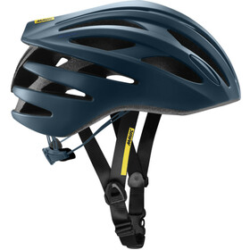 Mavic Aksium Elite Fietshelm Heren, poseidon/black